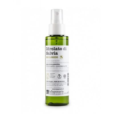 Idrolato di Salvia bio re-bottle