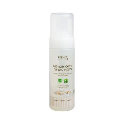 Wilde Rose Gentle Cleansing Mousse
