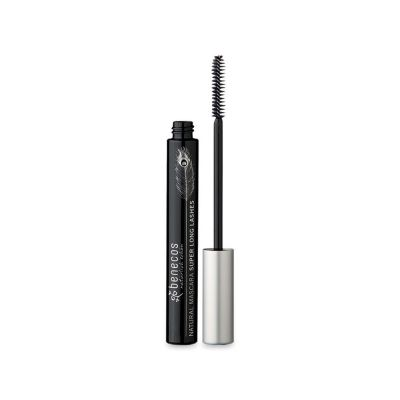 Natural mascara super long lashes Carbon black
