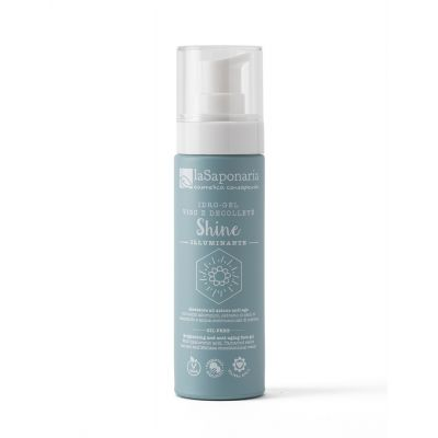 Idro-gel viso illuminante shine